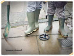 Ready wellies