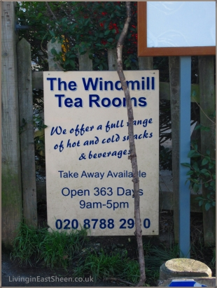 Windmill Tea Rooms