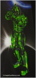 Laser 7 fighter