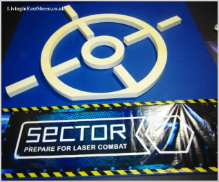 Sector 7 Laser Party