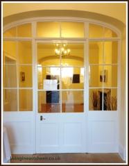 doorway to Pembroke Lodge