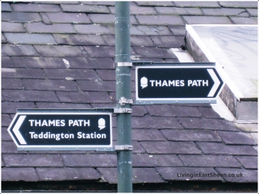 Which way to the pub?