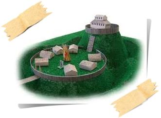 Mott & Bailey Castle
