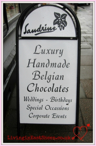 Hand made Belgian Chocolates