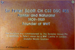 Plaque of comemoration