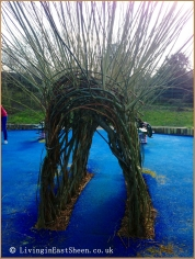 Fun made out of branches