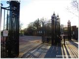 At last Richmond Gates
