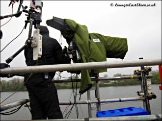 CTV Camera crew