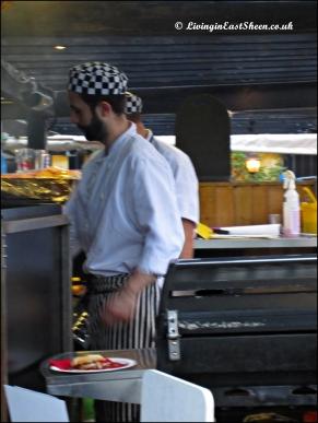 Chef extrordinaire