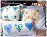 Lovely patchwork cushions