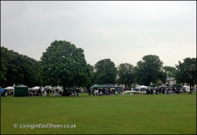 Twickenham Green Fair HANDS Charity