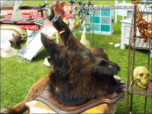 A boars head for sale