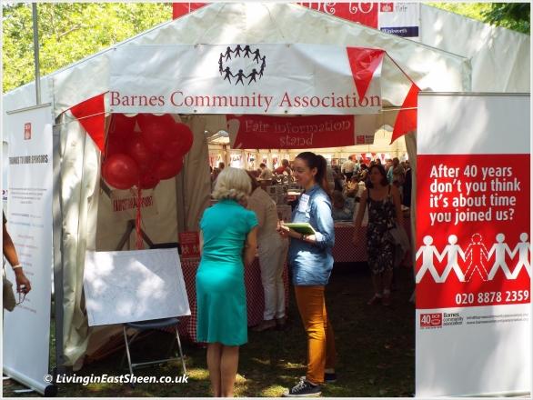 Barnes Community Associatation