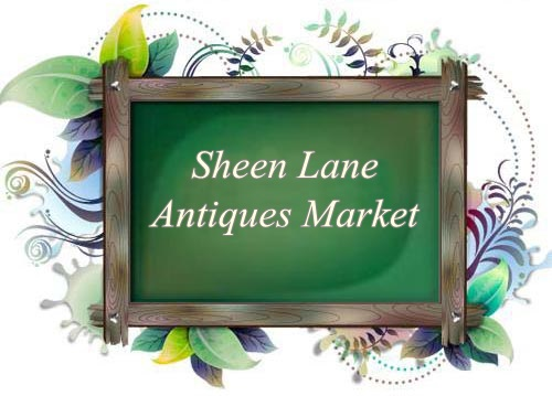 Sheen Lane Antiques Market