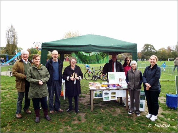 The Friends of Palewell Common & Fields