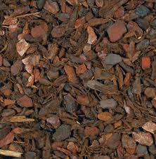 bark chippings