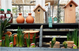 Petersham Nursery shop