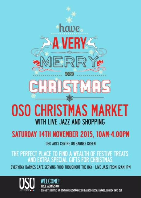 OSO Christmas Fair