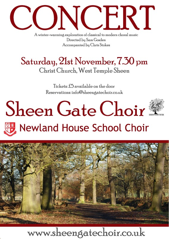 Two Choirs Concert