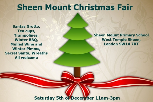 Sheen Mount Christmas Fair