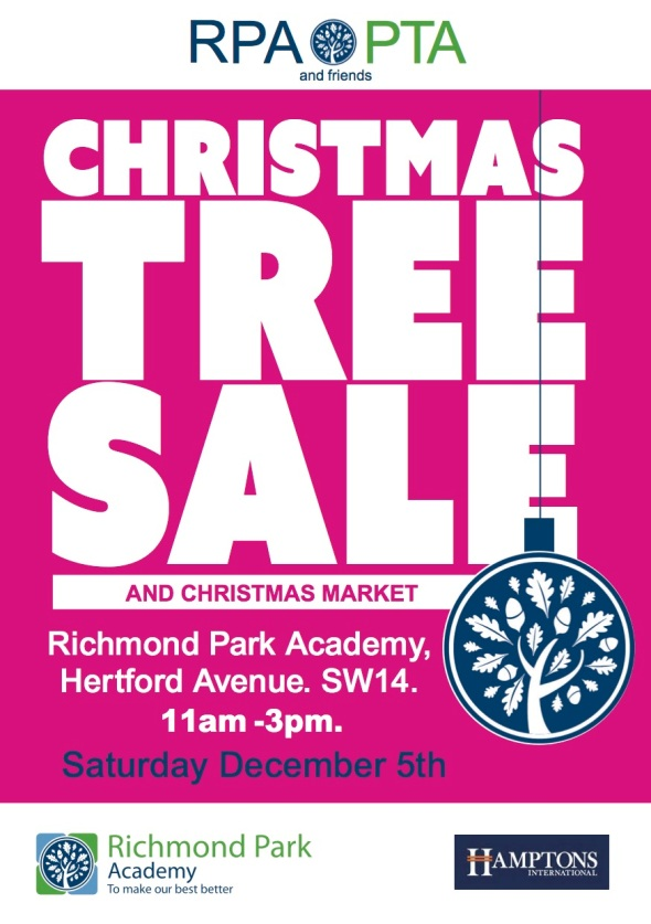 RPA Christmas Tree Sale