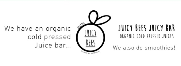 Apples & Bees fresh juices