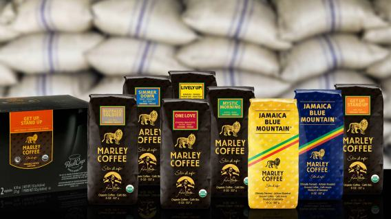 Marley Coffee launch - FREE COFFEE