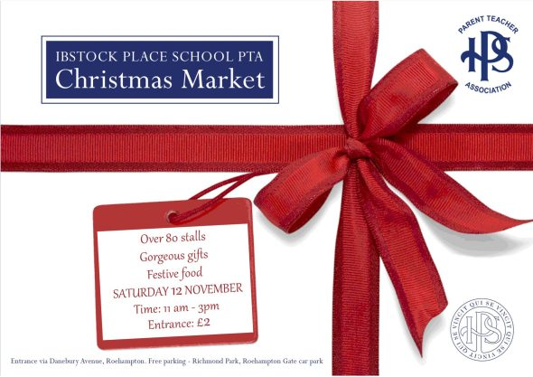 Ibstock Christmas Fair 2016